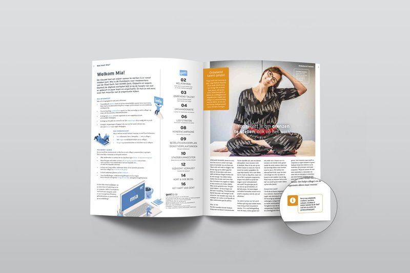 personeelsblad-intern-magazine-maken-gent&co