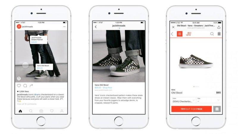 Producten promoten op Instagram