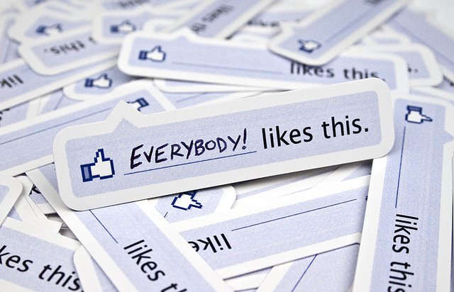 Likes op Facebook als metric voor social media marketing