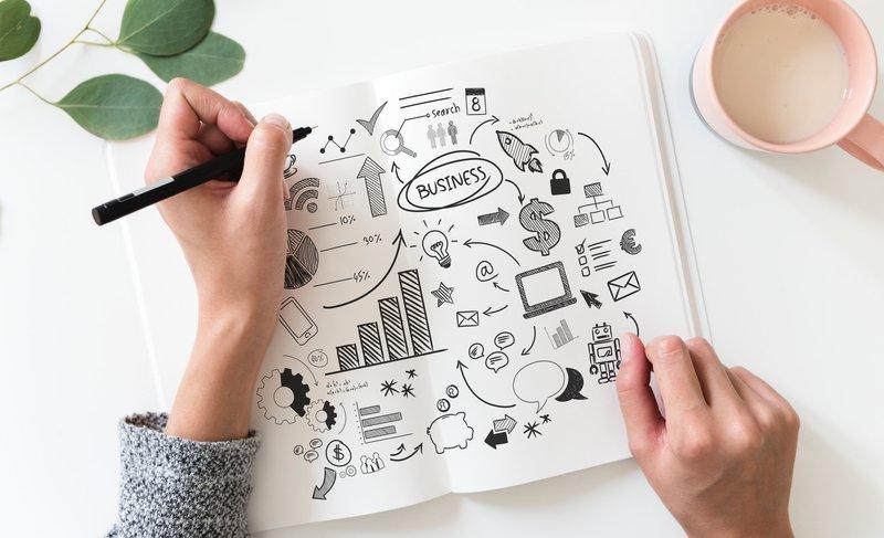 Hoe stel je een ondernemingsplan  op? Twee methodes.