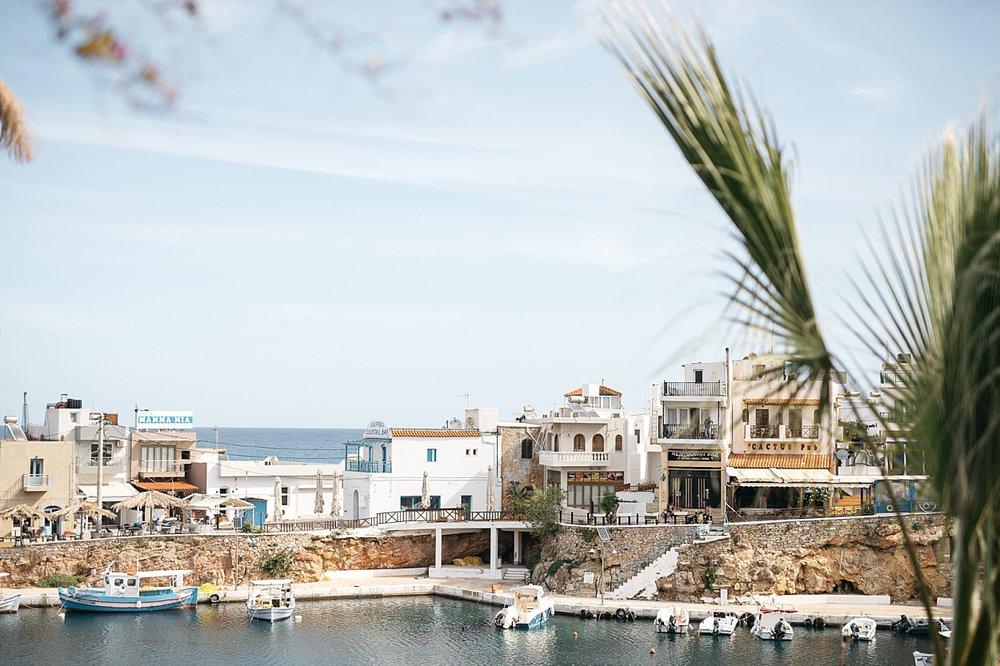 Sissi, le petit village de pêcheurs - Crète