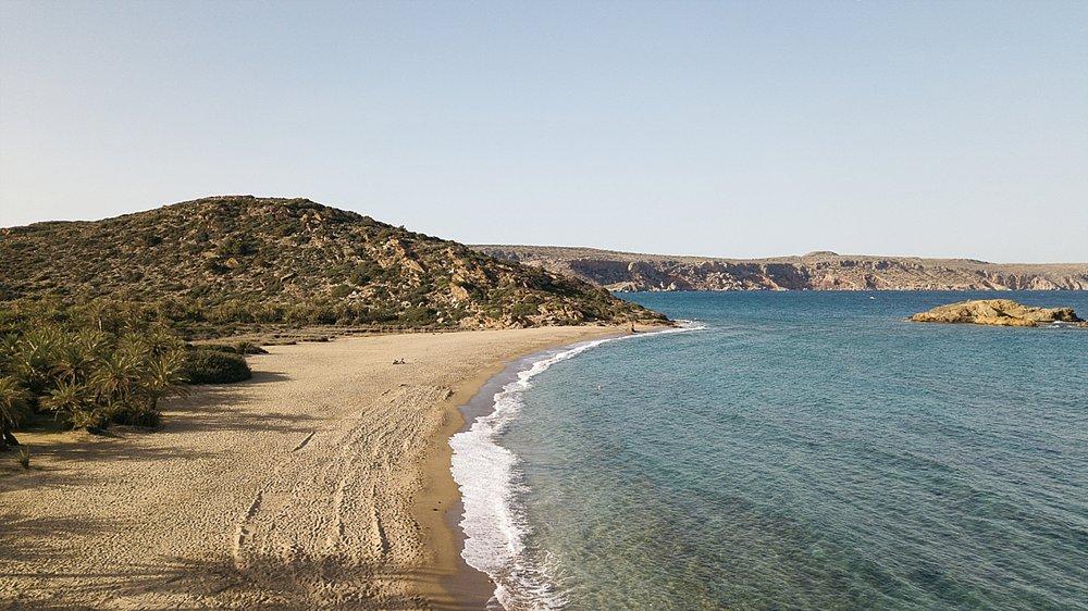 Palmeraie de Vaï - Crète