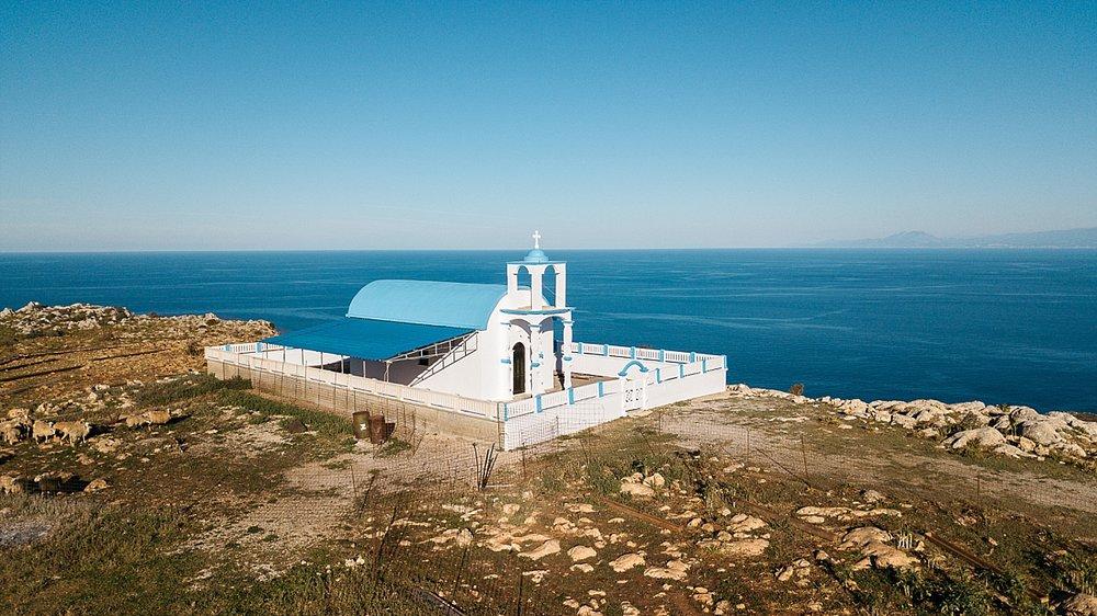Seitan Limania, le port du diable - Crète