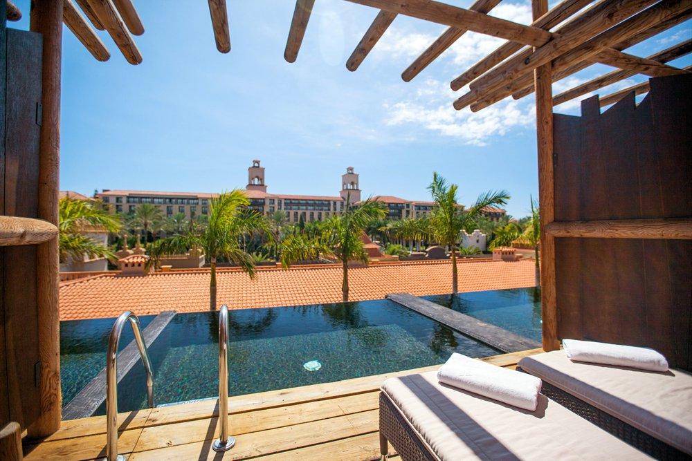 Hotel met privézwembad Lopesan Baobab Resort, Gran Canaria