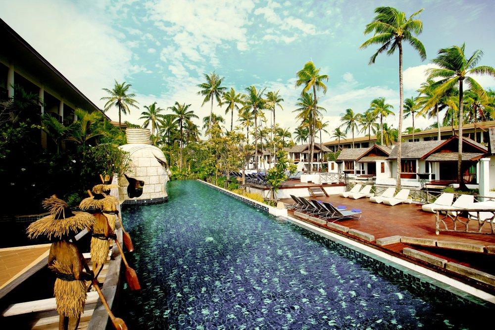 Hotel met privézwembad Sentido Graceland Khao Lak, Thailand