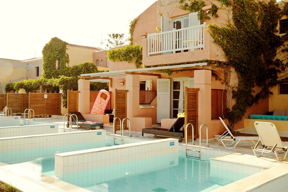 SunConnect Zorbas Village & Aqua Park, Kreta