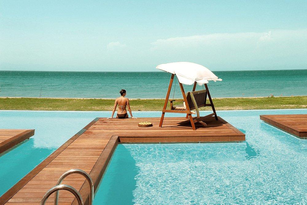 Hotel met privézwembad Sentido Ixian All Suites, Rhodos