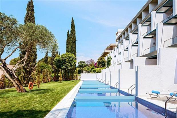 Hotel met privézwembad Kontokali Bay Resort & Spa, Corfu