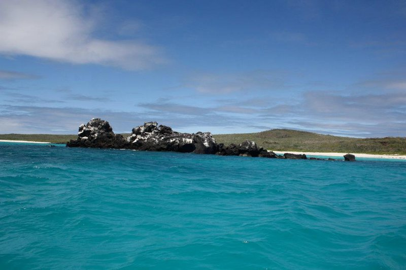 Darwin achterna op de Galápagoseilanden
