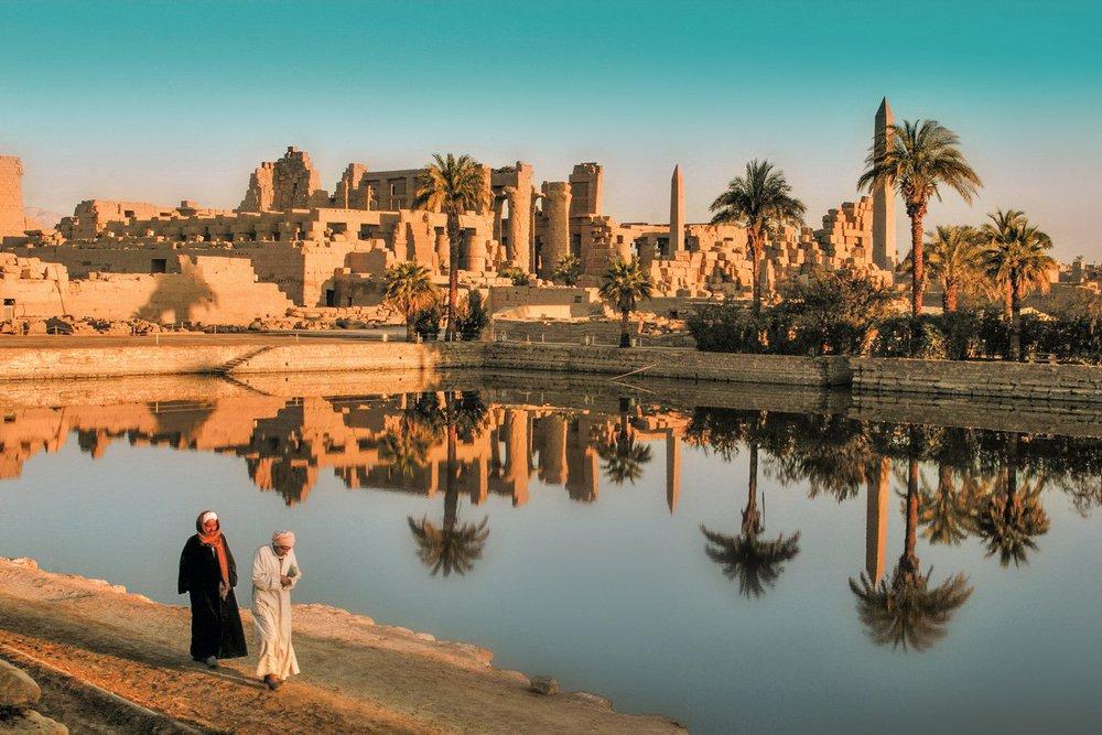 Nijl Egypte