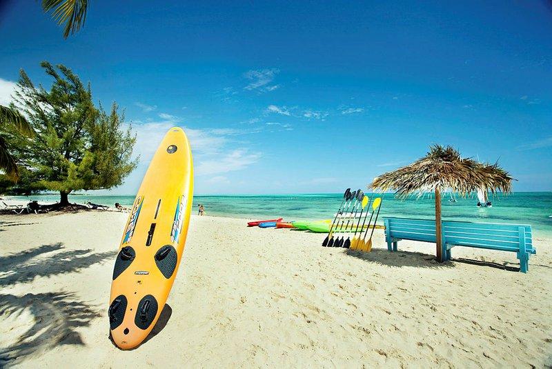Bahamas automne exotique