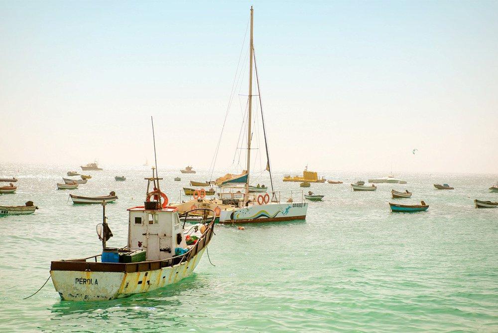 Cabo Verde winterzonvakantie