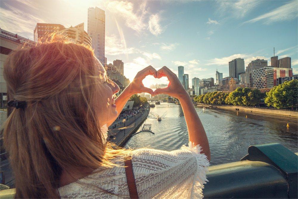 Citytrip Melbourne