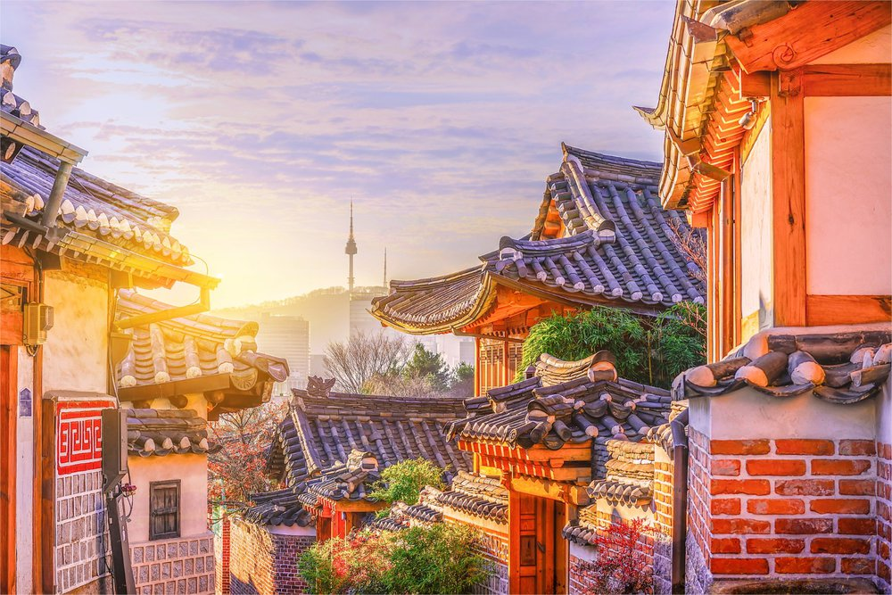Citytrip Seoul