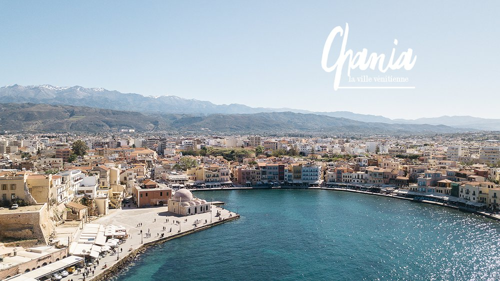 Chania, la ville vénitienne - Crète