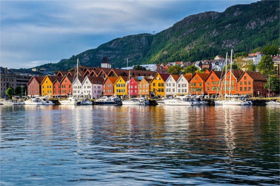 Citytrip Bergen