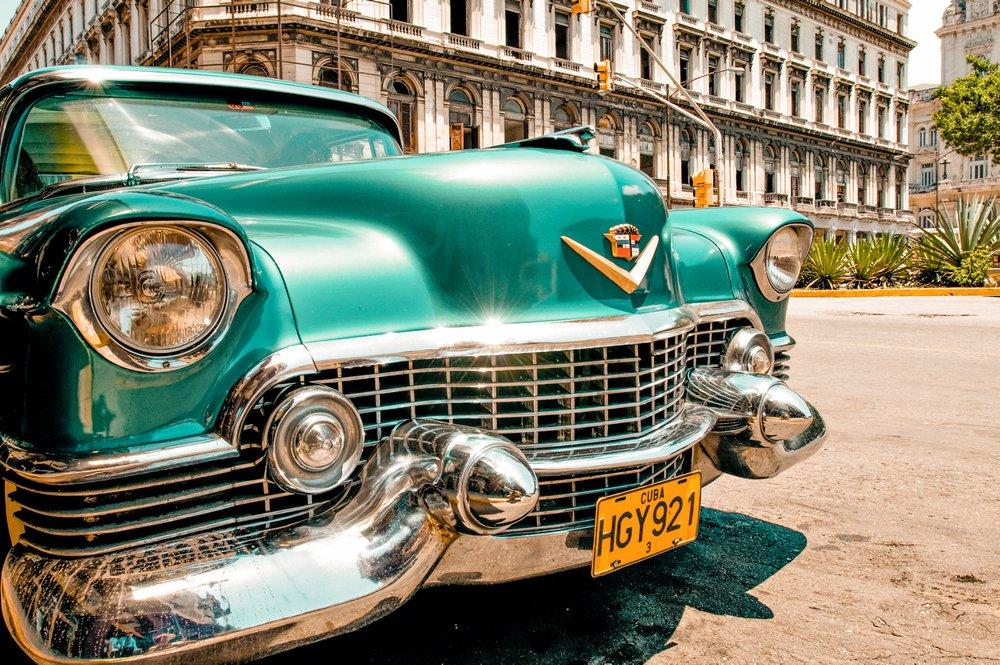Digitale detox Havana Cuba