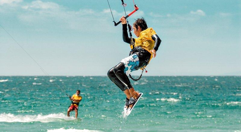Surf sur la Costa de la Luz