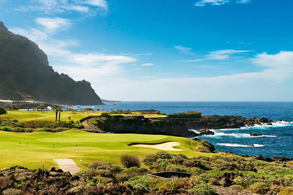 golf iles canaries