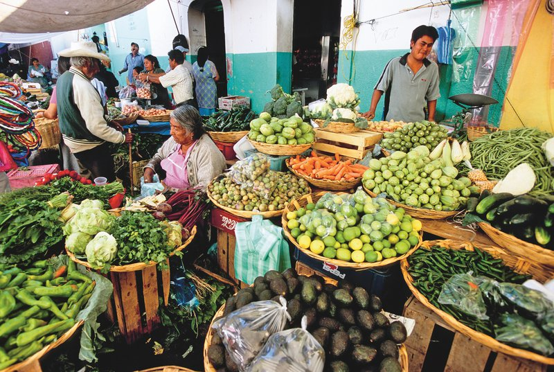 les plus beaux marchés du monde