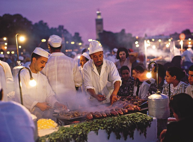streetfood wereldwijd
