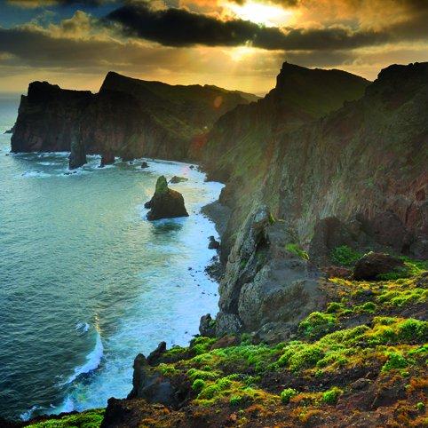 Zonnige eilanden Madeira