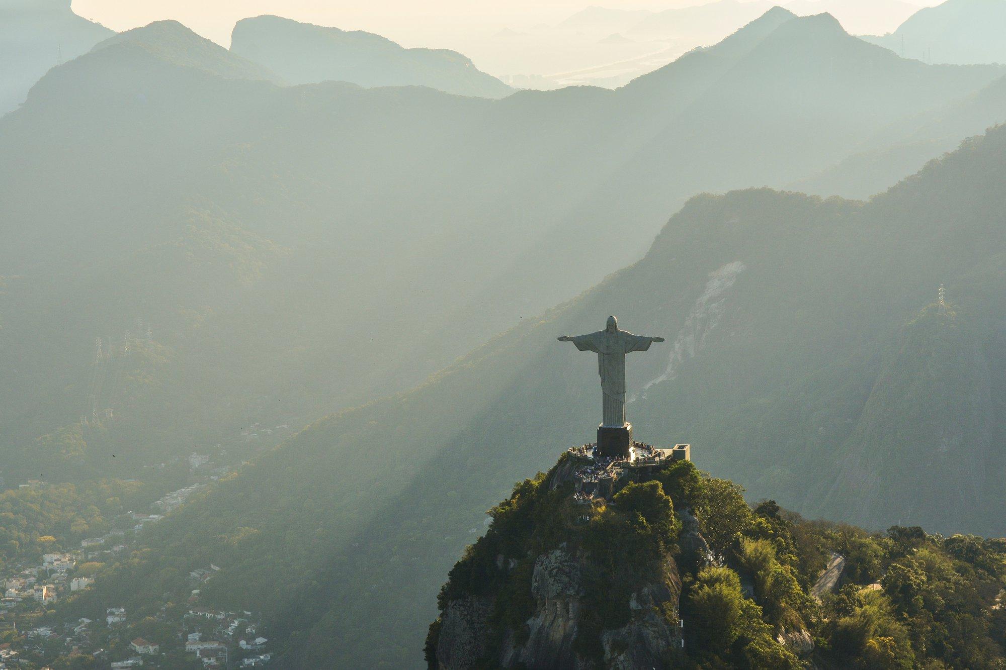 Journée internationale des câlins : prenez-vous dans les bras sur ces 10 destinations - Brésil
