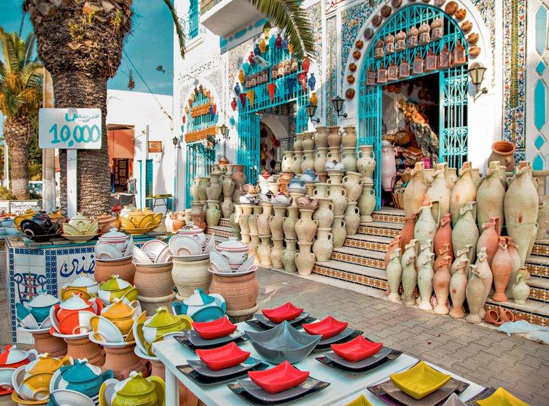 suprenante Tunisie