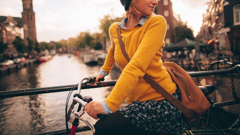 De mooiste fietsroutes ter wereld