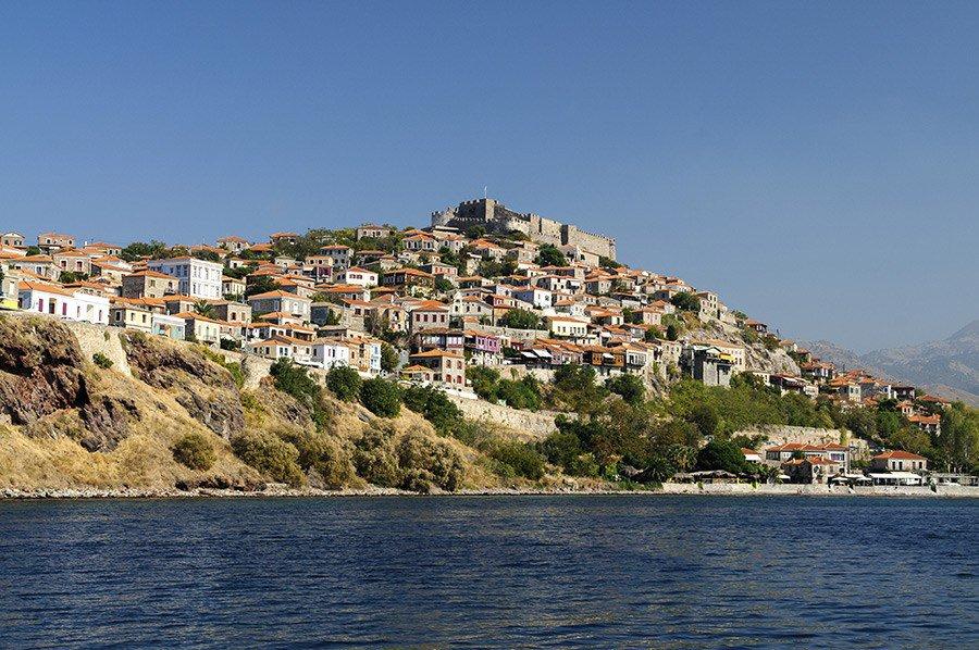 Lesbos, Grèce