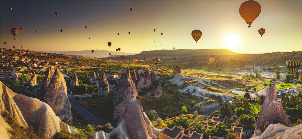 Digitale postkaartjes: unieke reiservaringen