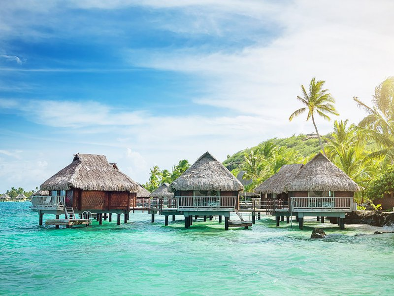 Wereldwonderen zien in 2019 - Bora Bora