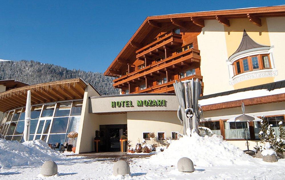 Hotel Mozart Vital in Ried im Oberinntal
