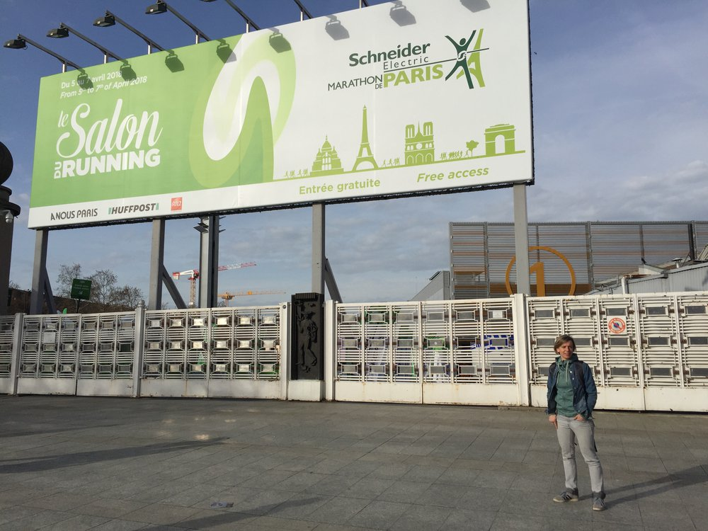 Salon du Running in Parijs