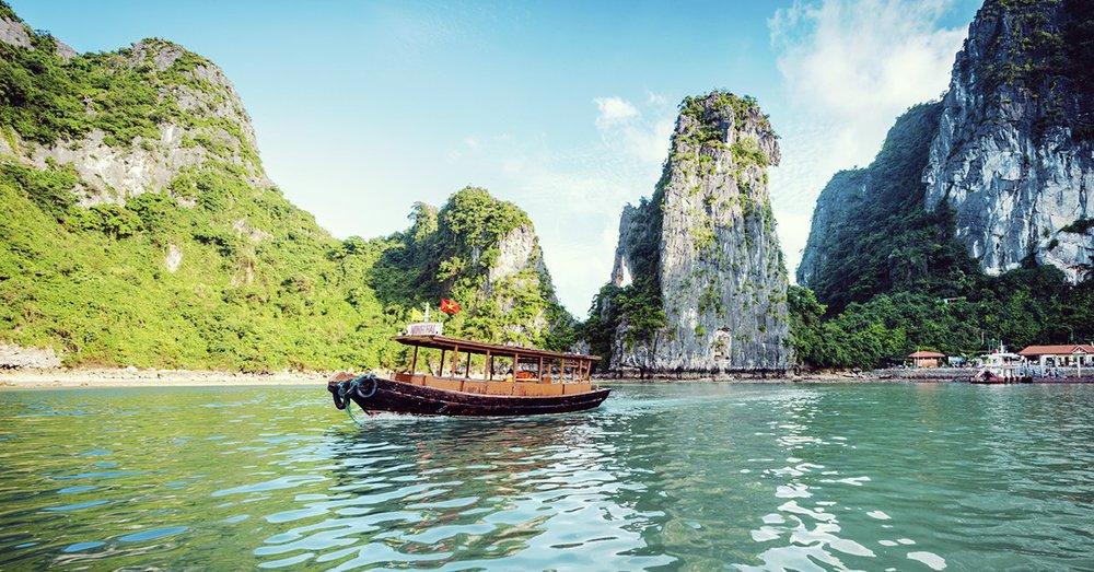 goedkop naar Vietnam