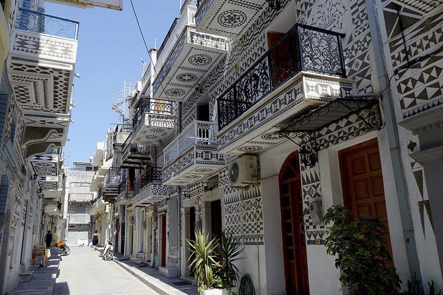 Chios, Grèce