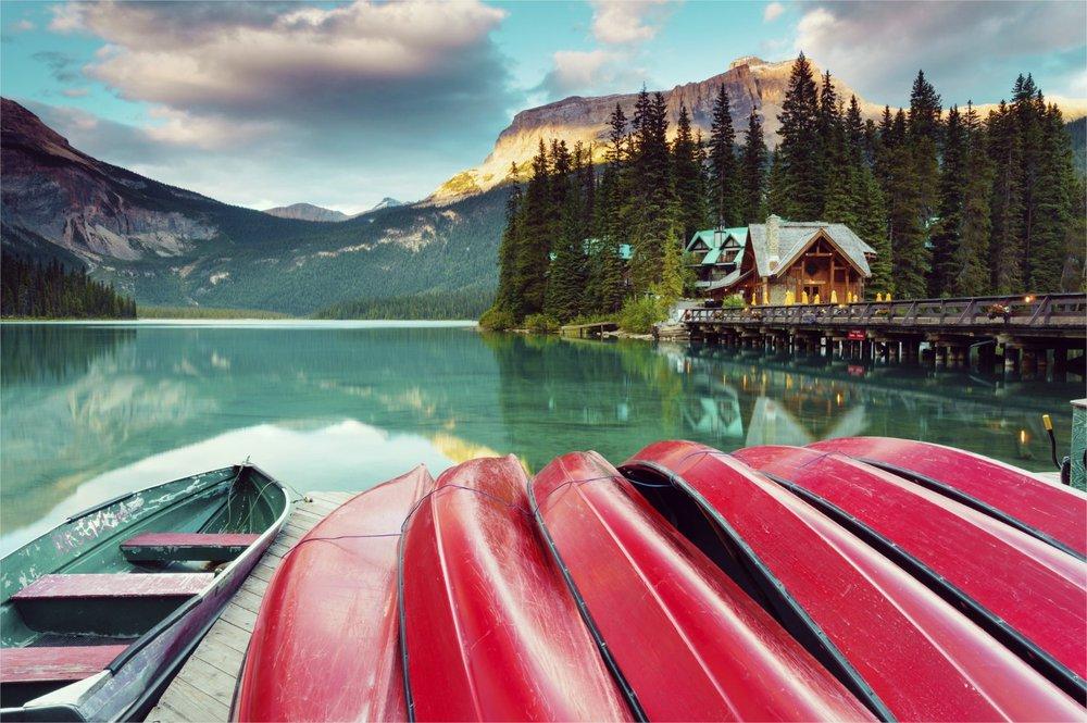 Roadtrip à l'aventure dans l'Ouest canadien