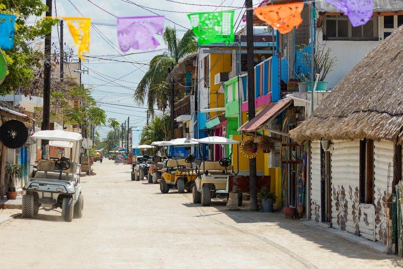 Au paradis en amoureux - Mexique