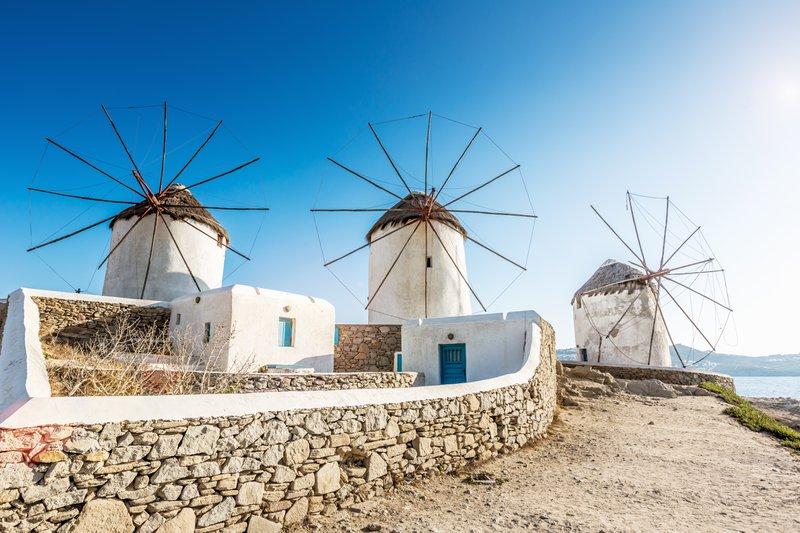 Romantiek op de 5 leukste Griekse eilanden
