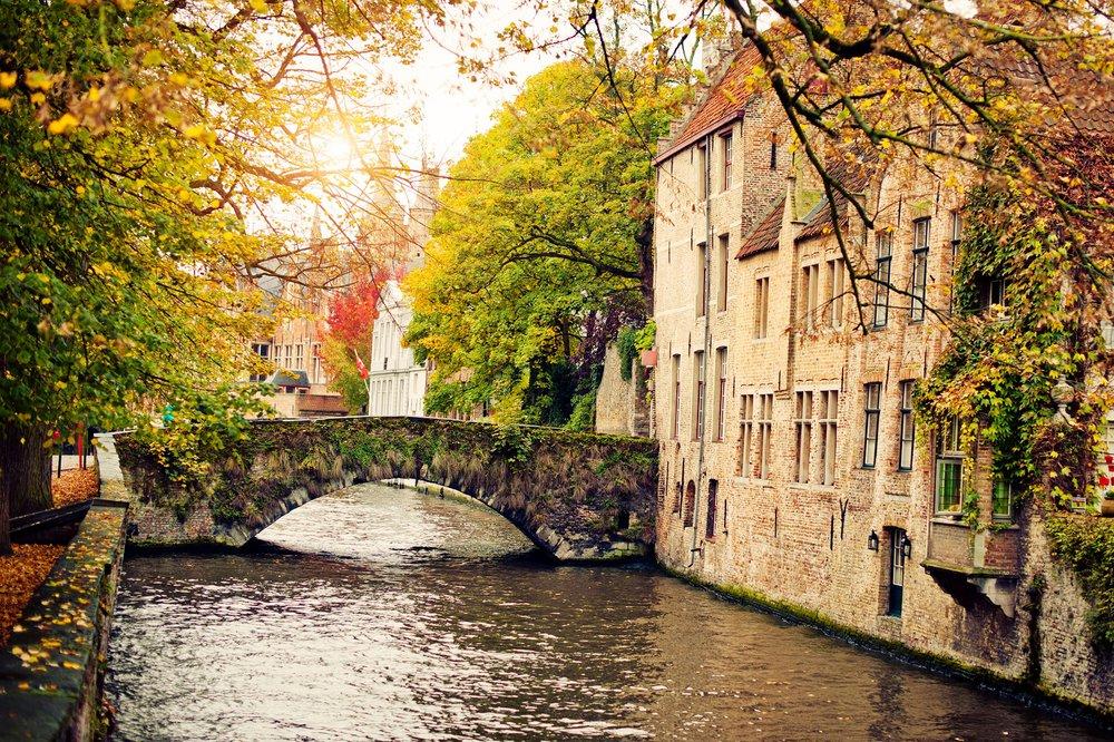 En voyage en... Belgique - Bruges