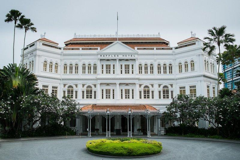 Séjournez dans des hôtels de légende - Singapour