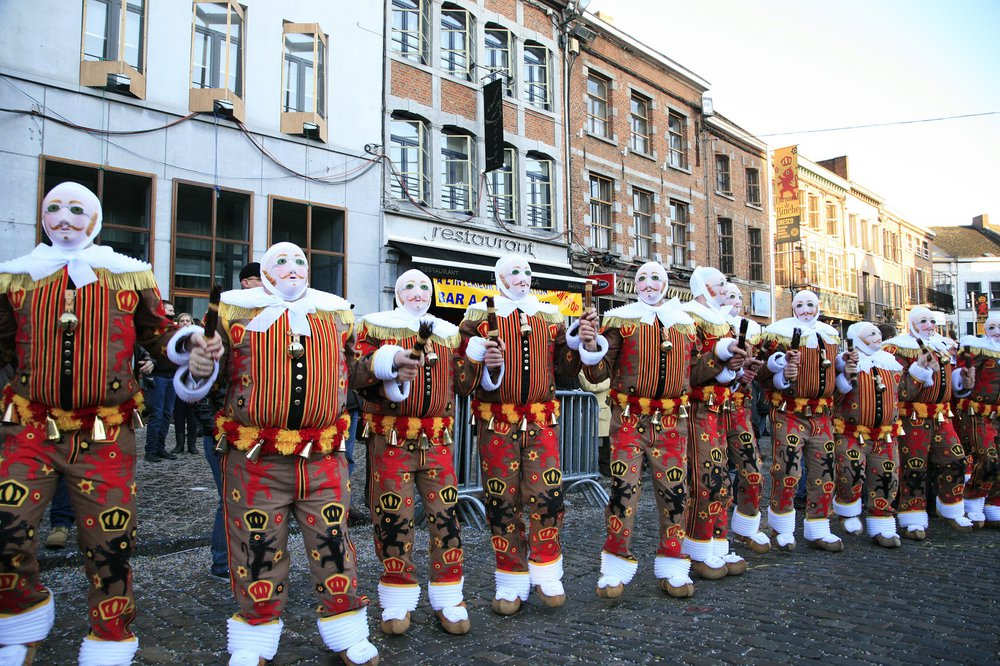 10 leukste carnavalssteden ter wereld