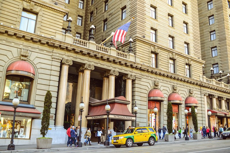Séjournez dans des hôtels de légende - San Francisco