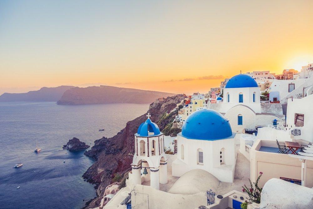 De meest romantische plaatsen op aarde