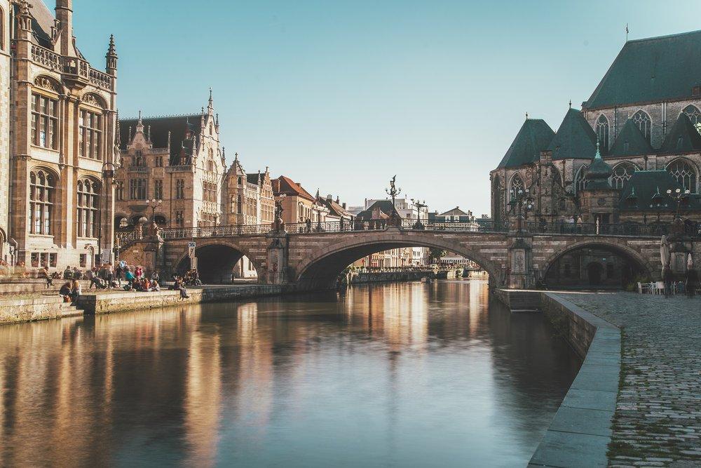 En voyage en... Belgique - Gand