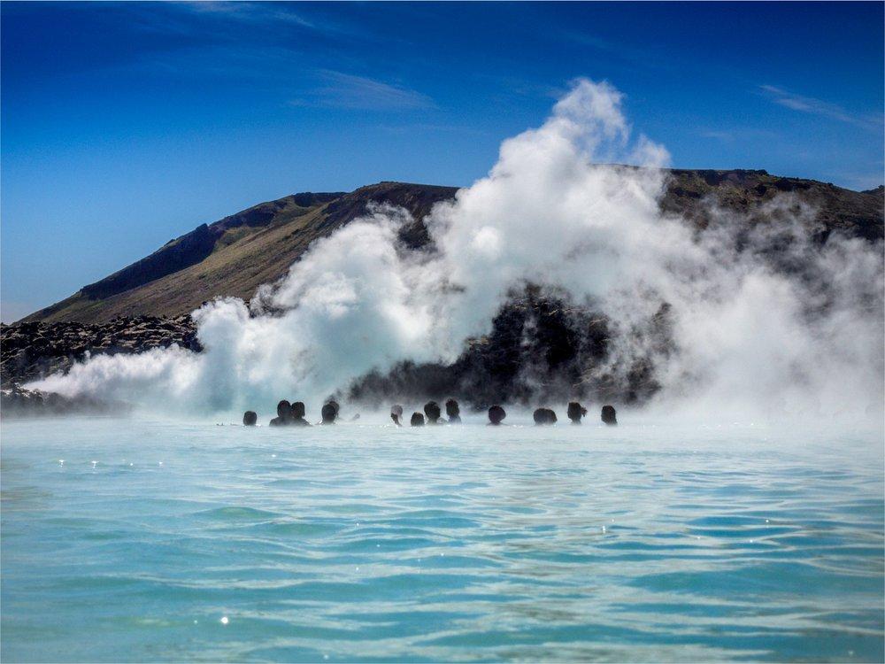 4 x sous le charme de l'Islande - Lagon Bleu