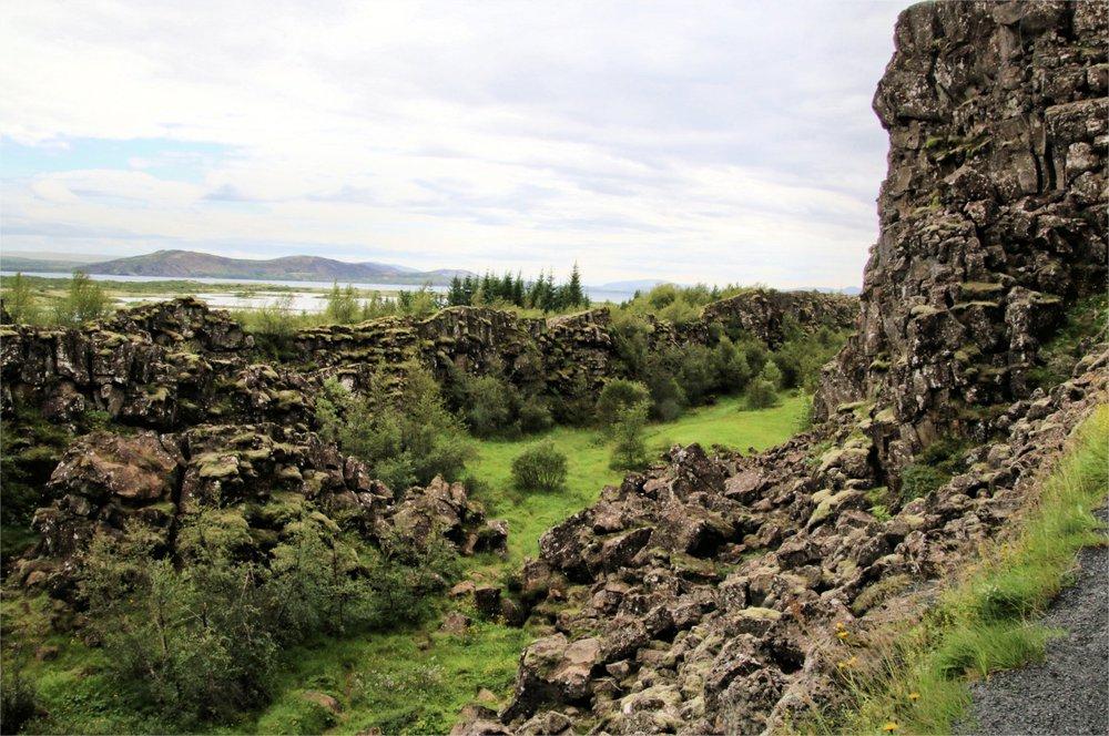 4x sous le charme de l'Islande - Þingvellir