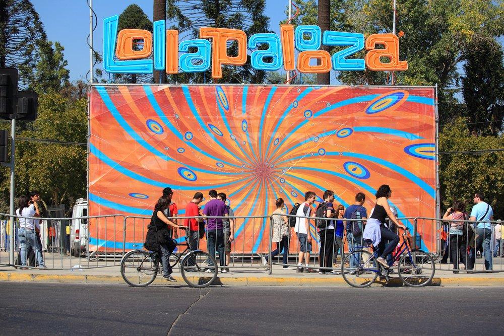 festivals wereldwijd