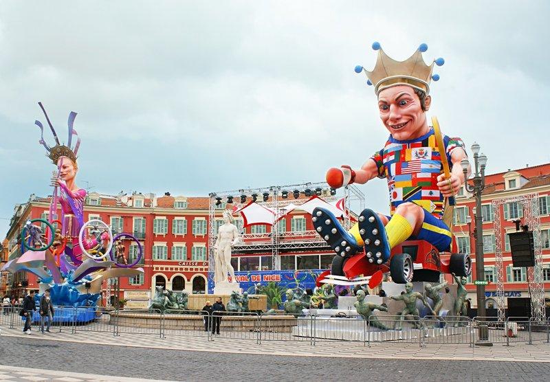 Le carnaval aux quatre coins du monde - Nice, France