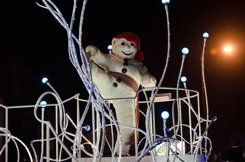 Le carnaval aux quatre coins du monde - Québec, Canada